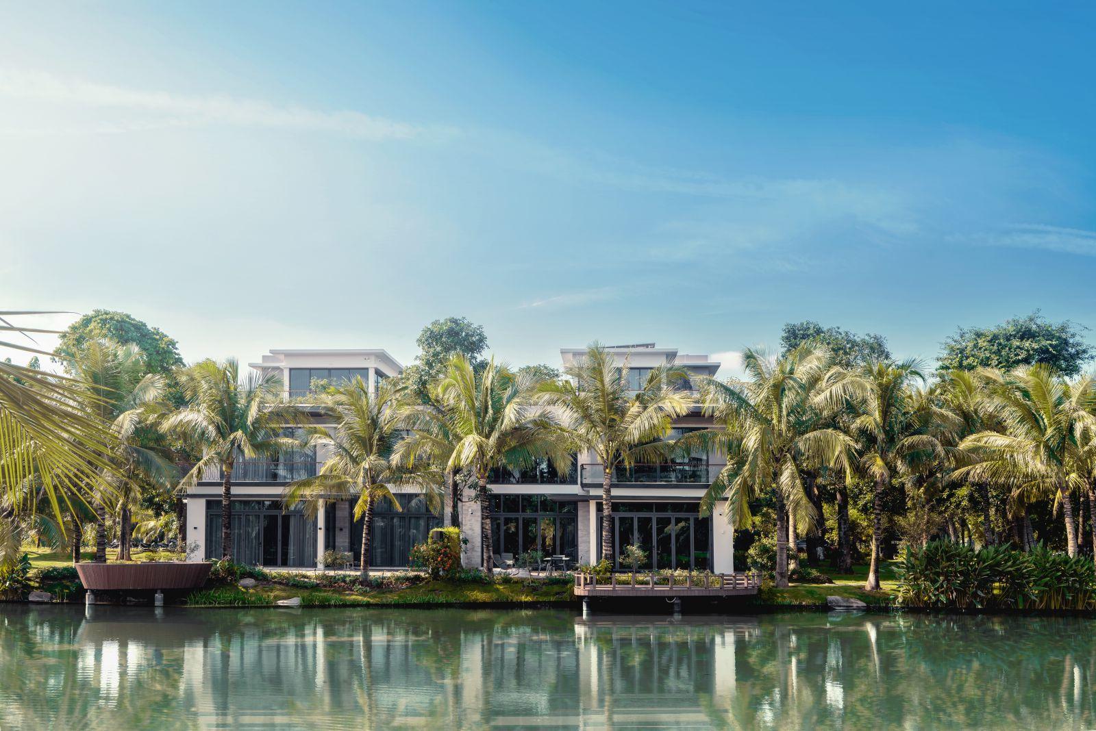 Sự lên ngôi của bất động sản xanh ven mặt nước