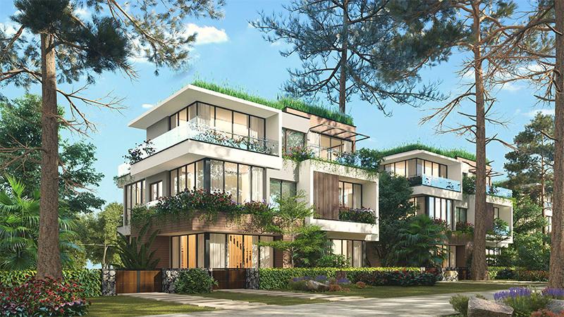 Luxury Legend Villas - Khu biệt thự đẳng cấp