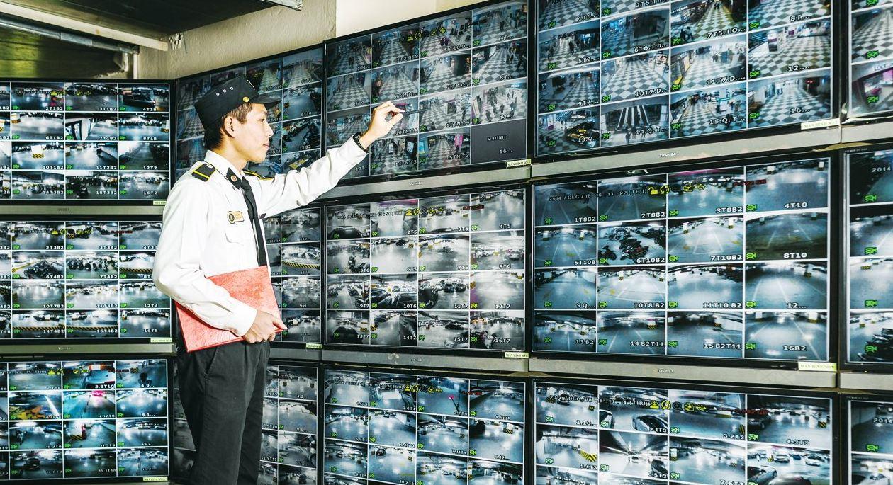 Hệ thống an ninh nghiêm ngặt của chung cư The Matrix One