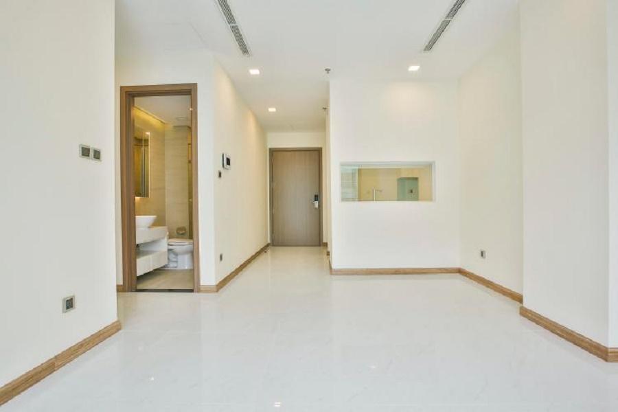 Nên chọn mua căn hộ bàn giao hoàn thiện hay bàn giao thô?