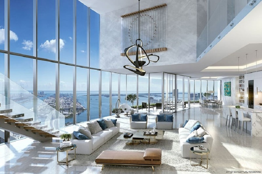Sự khác biệt giữa căn hộ Penthouse và Duplex không phải ai cũng biết